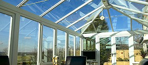 Roof cleaning and conservatory cleaning in Romford and Hornchurch